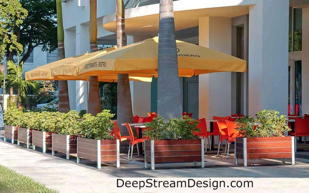 Click link to DeepStream website for more planter information